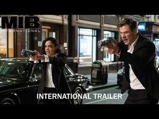 MEN IN BLACK: INTERNATIONAL – Official International Trailer [Рифмы и Панчи]
