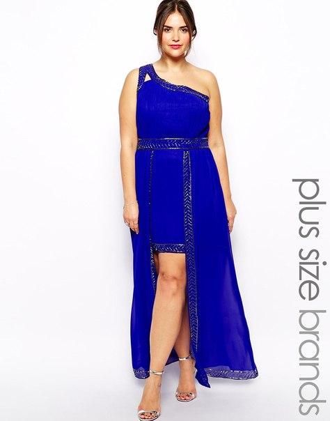 e8551d63af8f7b модні плаття для повних жінок купити