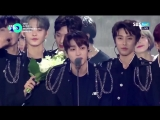 THE BOYZ New Hallyu Rookie Award @ Soribada Awards 2018