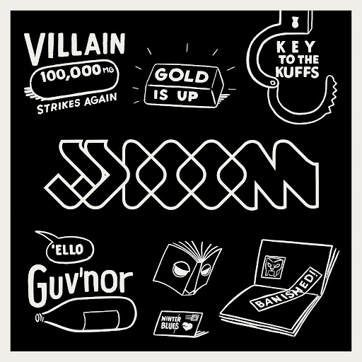 JJ DOOM альбом Key to the Kuffs (Butter Edition)