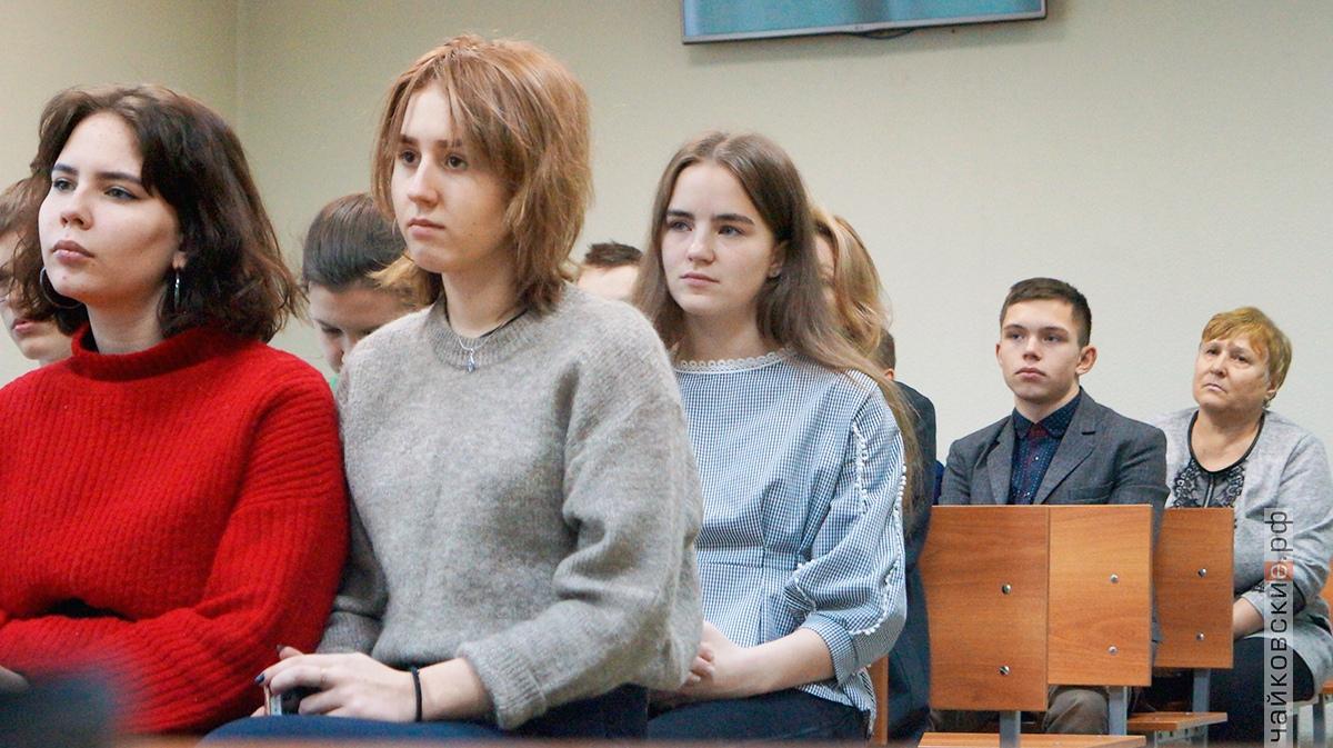 суд, чайковский район, 2018 год
