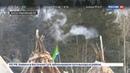 Новости на Россия 24 • Зрелищный дрифт на оленьих упряжках в Ханты-Мансийске прошли большие гонки
