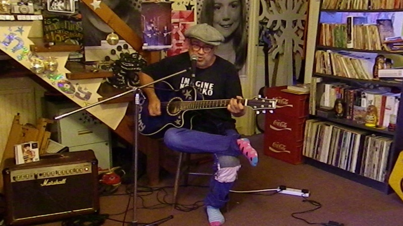 Linda Scott I've Told Every Little Star Acoustic Cover Danny McEvoy