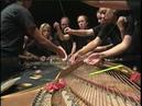 The Bowed Piano Ensemble perform Stephen Scott's Entrada