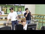 RADIO 170802 JJ Project - The Manual (Eddy Kim Cover.) @ KBS Cool FM Lee Hongki's Kiss The Radio.