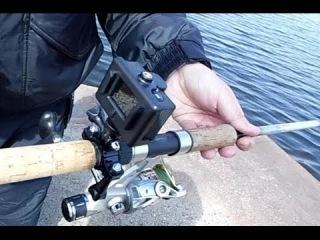 Рыбалка в поисках хищника (твичинговая проводка от первого лица)