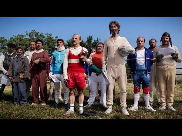 Большая афера в маленьком городе / Un paese quasi perfetto (2016) Русский трейлер HD