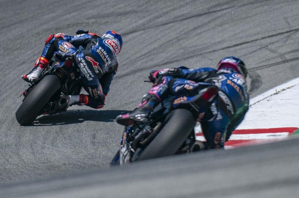 Команда Pata Yamaha продлила контракты с Михаелем ван дер Марком и Алексом Лоуэсом