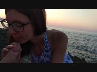 Проститутка владивосток минет на берегу океана видео одежда эротика лето
