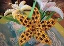 Модульное оригами - Лилия.