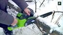 Как правильно распилить древесину. Обзор аккумуляторных цепных пил и высоторезов FORUMHOUSE