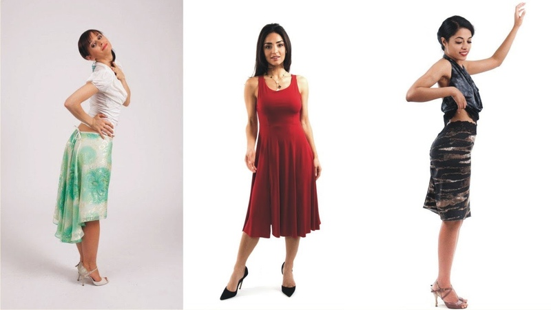 Dazzling Tango Skirts And Dresses This Year