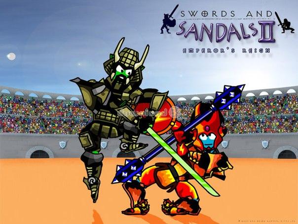 Мечи и Сандали 7 Игры
