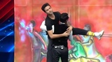 Raghav and Remo dance