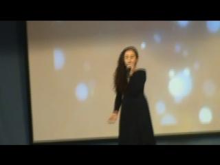 Песня в иполнении Карины Давыдовой  Алелуя