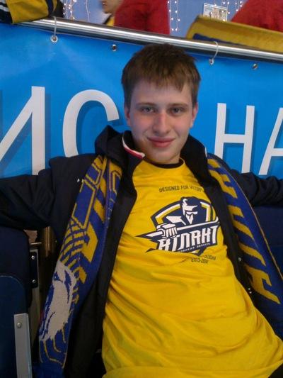 Алексей Кузнецов, 26 августа 1996, Мытищи, id162006077