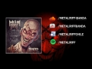 01 METALRIFF They Never Die Blinded álbum 2018