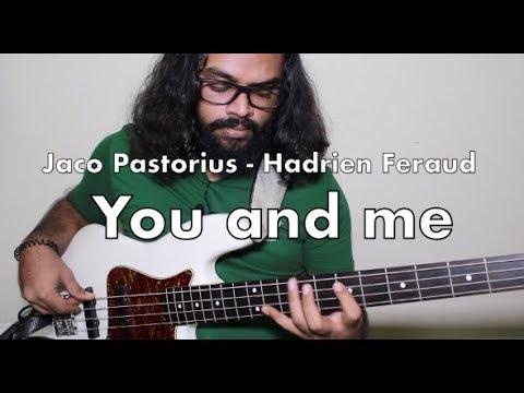 Jaco Pastorius to Hadrien Feraud to MeYou -   3 KILLER BASS GUITAR LICKS with breakdown  