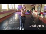 Devil Dance  - MarQ Markuz  Cocaina ( Aleksandra Oshurko) sexy style