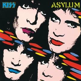 Kiss альбом Asylum