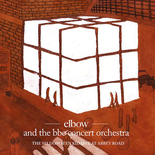 Elbow альбом The Seldom Seen Kid (Live At Abbey Road)