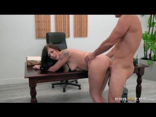 [TeensLikeItBig.com / Brazzers.com] Scarlett Mae (Secret Slut / 03.12.2017) [2017 г., Blowjob (POV),Brunette,Facial (POV),Missio
