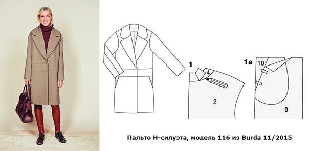 Пальто своими руками для начинающих