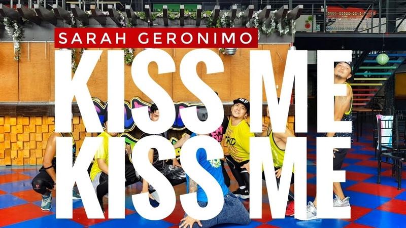 KISS ME KISS ME by Sarah Geronimo | Zumba | Pinoy Pop | Kramer Pastrana