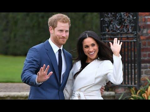 Свадьба принца Гарри и Меган Маркл Прямая трансляция