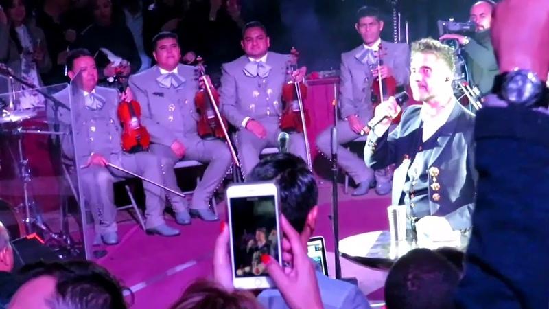 8.12.2018 ›› Alejandro Fernández - El Rey