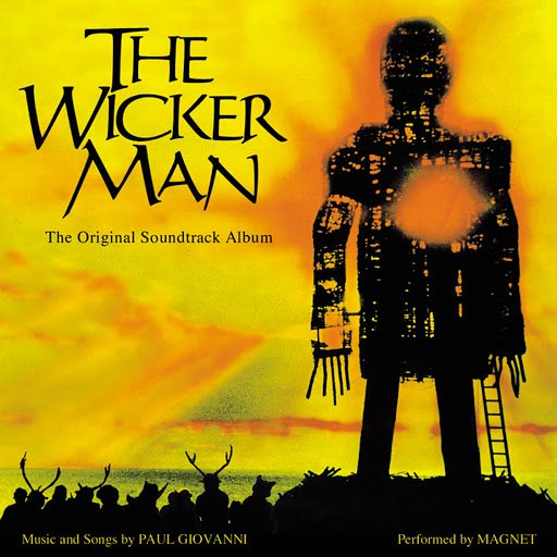 Magnet альбом The Wicker Man