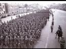 Марш пленных немцев по Москве 17.07.1944