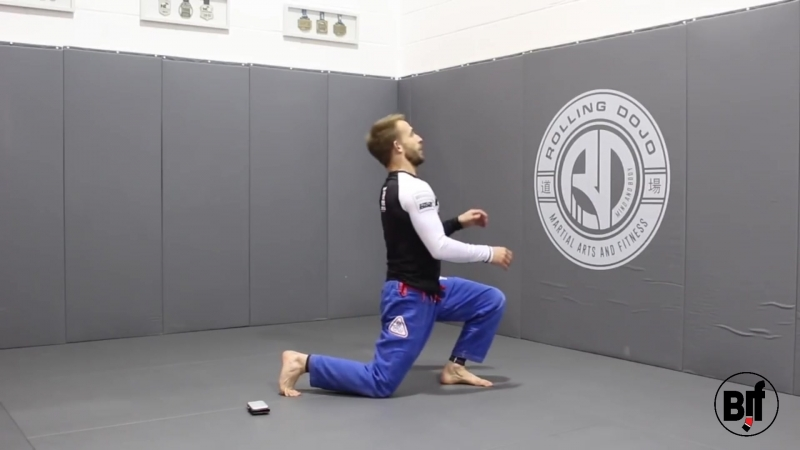 Tom Barlow - 10 Solo Takedown Drills In 10 Minutes