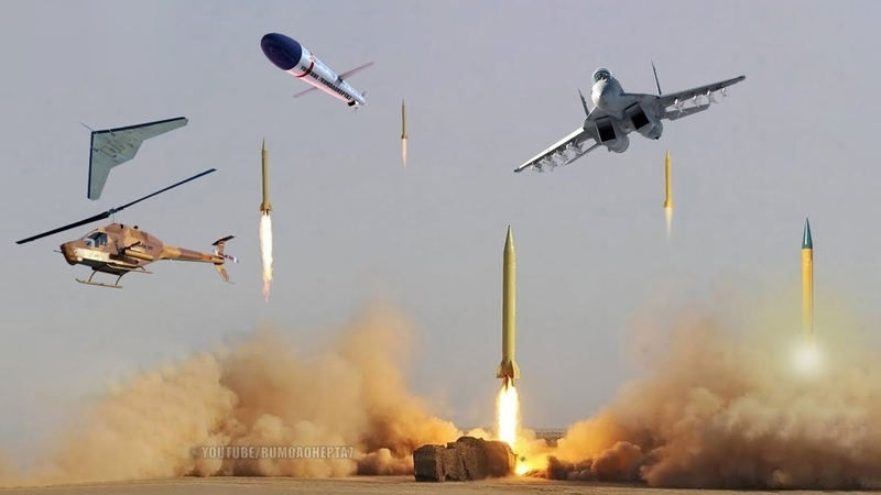 Iran's military capability 2019: The Counterattack - O poderio militar do Irã 2019