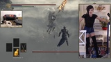 Nameless King on dance pad by Luality