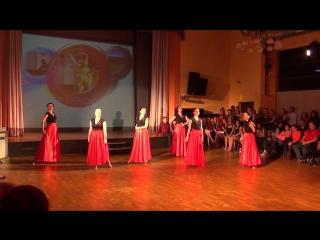 22.02.2016 Петербург танцует СОУШН_Триумф плюс_Огонь моей души
