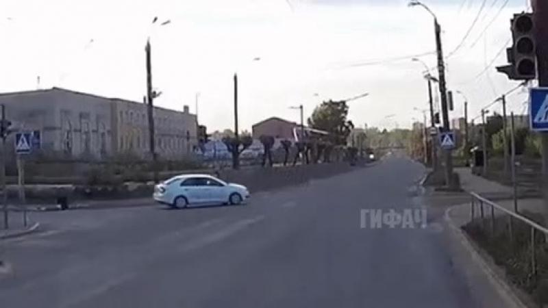 Видеозаписи аварий в которых участвовали дети чиновников