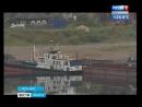 Усть-Кут на мели. Уровень воды на реке Лене снизился до критической отметки