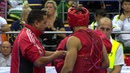 14th WWC - Men's Sanda 70kg Final - Ayman GALAL FATHY (EGY) vs Mohsen MOHAMMADSEIFI (IRI)