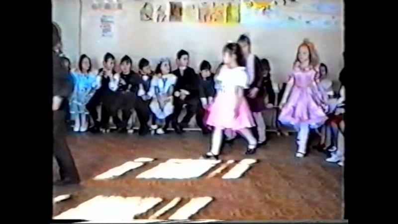 VHS 1999-03-06 8 марта в школе 1999г.