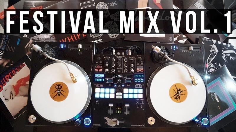 DJ Carlo Atendido - Festival Mix Vol. 1