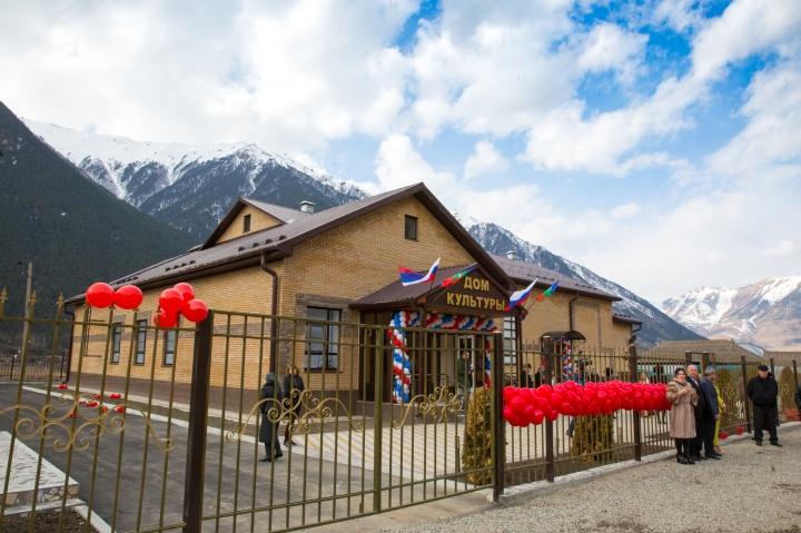 Девять Домов культуры будут построены и реконструированы в Карачаево-Черкесии