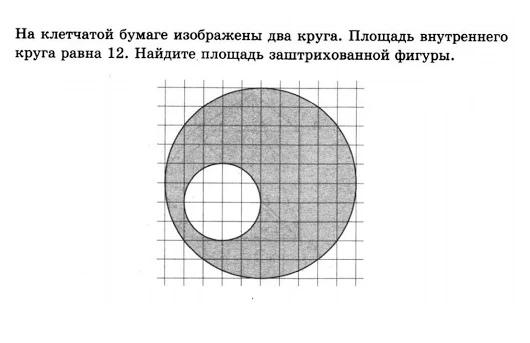 Какова площадь?