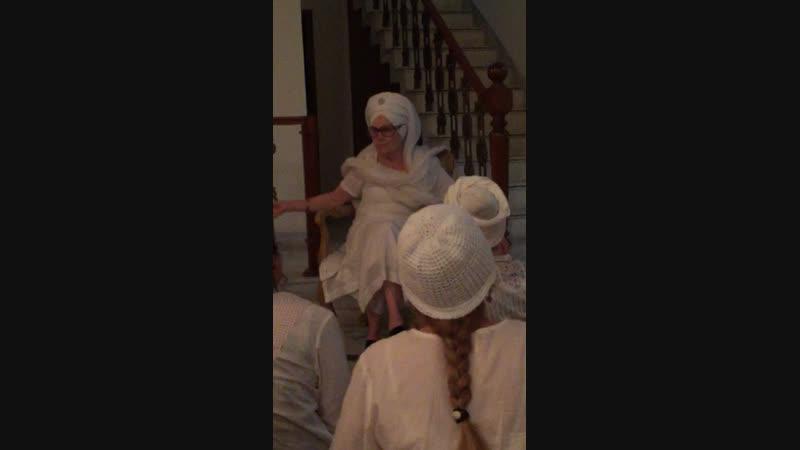 В доме Йоги Бхаджана воспоминания медсестры
