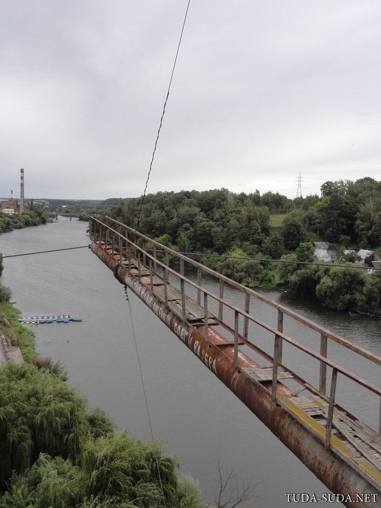 Прыжки с моста Житомир