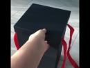 открываем коробку