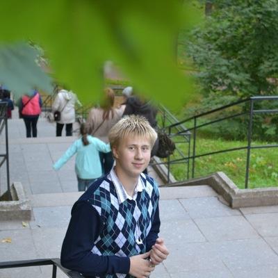 Влад Лебедев, 19 апреля 1996, Санкт-Петербург, id23266723