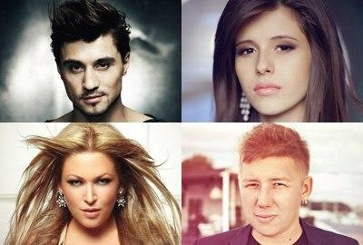 Известные люди ВКонтактe. Музыканты