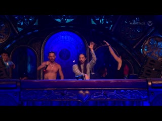 Dimitri vegas & like mike & steve aoki (3 are legend) - live at tomorrowland anthems 2019