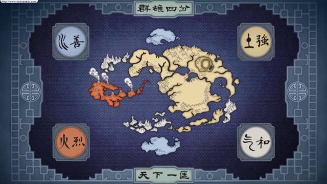 Мультфильм Аватар Легенда об Аанге - 3 cезон 11 серия HD